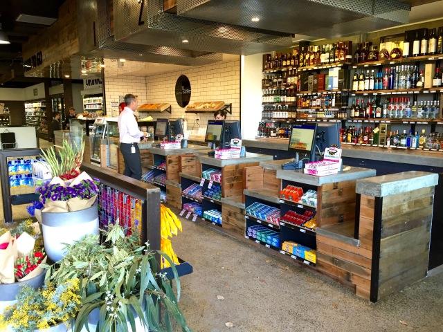 Barton Grocer open